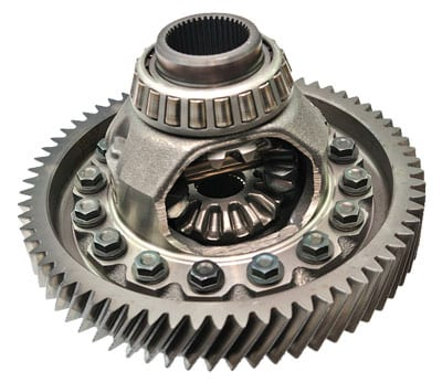 transmission differential part